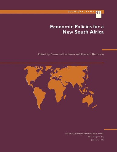 economic-policies-for-a-new-south-africa-occasional-paper-no-91-international-monetary-fund-washingt