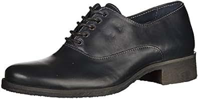 Kickers 394071-50 femmes Gris foncé cuir Derbies, EU 37