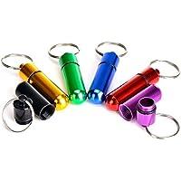 Schlüsselanhänger Pille Container (vier Stücke) von Home Care Wholesale preisvergleich bei billige-tabletten.eu