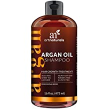 ArtNaturals Arganöl Shampoo Haarwuchs Anregend - mit Aloe Vera - Sulfat-Frei - 473 ml