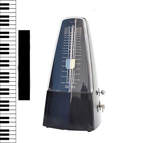 Heaviesk Vintage Style Mechanische Metronom Universal Musikinstrument Timer Für Gitarre Klavier Violine Musikinstrument Zubehör