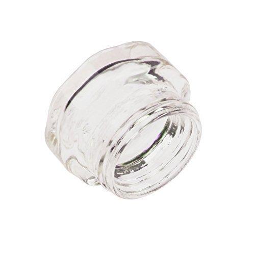Qualtex - Tapa para bombillas de hornos Hotpoint (cristal, enroscable)