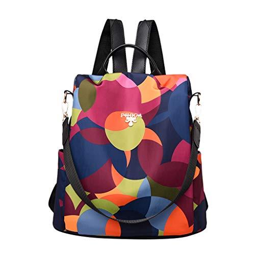 26a0abc6b Luckycat Bolso gimnasio mochila con gran capacidad para deportes viajes  escolares para hombres Mujer Mochila Monedero