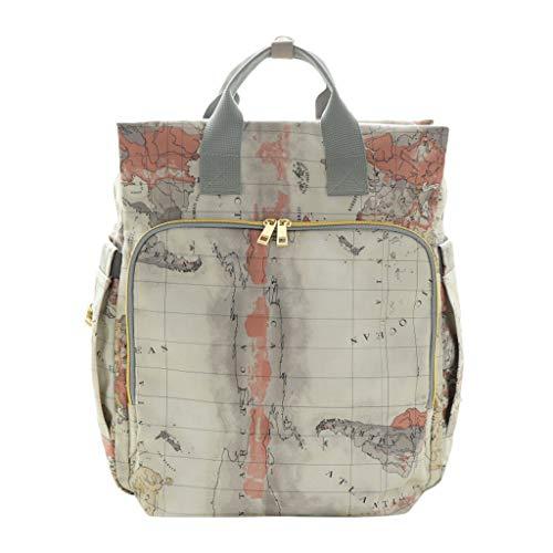 Frauen Multifunktions Mummy Tasche Handtaschen Mutterschaft Baby Carriage Bag Large Outdoor Reisetasche LHWY -