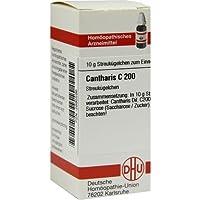 CANTHARIS C200 10g Globuli PZN:2895596 preisvergleich bei billige-tabletten.eu
