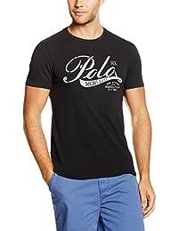 Polo Ralph Lauren Ss Cn M1, T-Shirt Homme