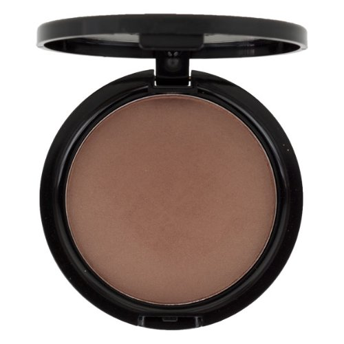 W7 The Bronzer Pressed Powder Compact - Shimmer (Bronze Pressed Bronzer)