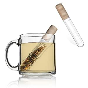 Teatube Tube à essai Tea Infuser