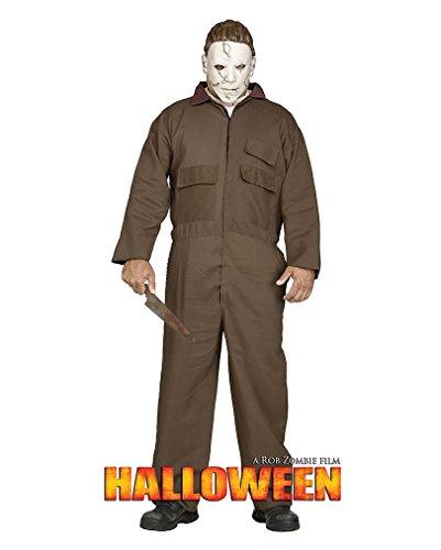 Myers Kostüm aus Rob Zombie's Halloween ML (Rob Zombie Kostüme)