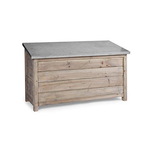 Garden Trading Aufbewahrungsbox Aldsworth für den Außenbereich, klein -