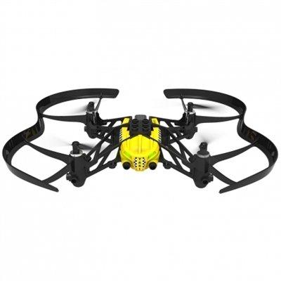 Airborne Tab (Parrot Airborne Cargo Drone Travis, Drohne für Smartphones/Tablets, gelb)