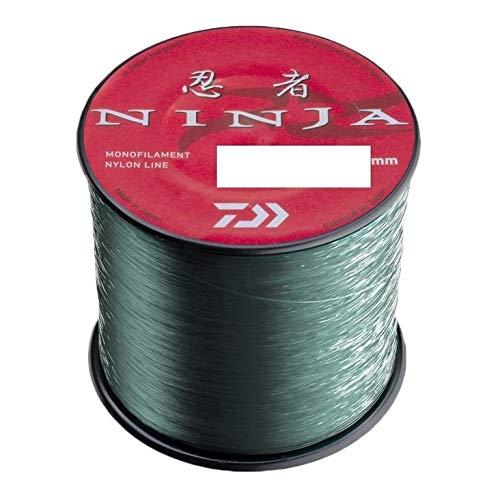Daiwa Ninja X-Line Monofile Angel-Schnur - Diverse Stärken (0,20 mm)