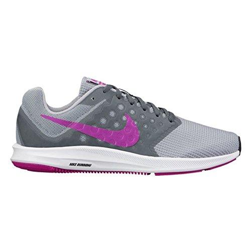 Nike Damen Downshifter 7 Laufschuhe Grey