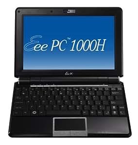ASUS Eee PC 1000H-BLK067X Netbook, Windows XP Home Preloaded, 1GB RAM, 160GB HDD (Black)