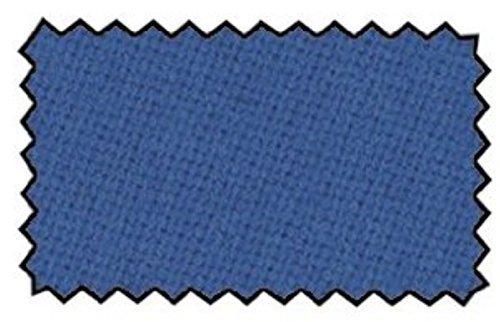 """Billardtuch """"Tournament"""" -blau- Coupon für 8 ft Tisch inkl. Sprühkleber"""