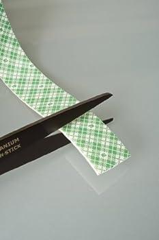 3m Aa331915 Scotch Permanent Standard Mounting Tape Self-sticking Cuttable 19 Mm X 1.5 M 1