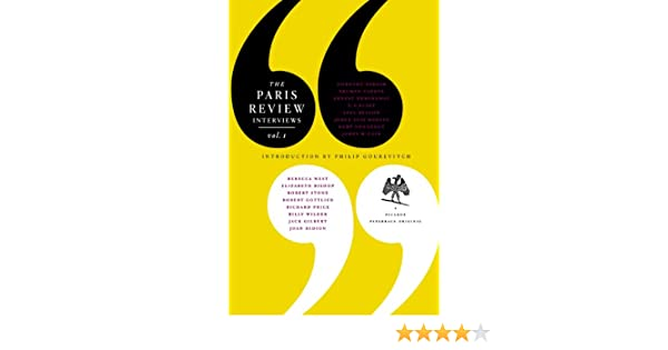 Buy The Paris Review Interviews, I: 16 Celebrated Interviews Book
