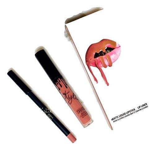 Kylie Jenner Lip Kit by Kylie Jenner - Candy K - Matte. by Kylie Cosmetics - Candy Kit