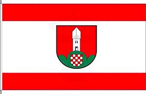Königsbanner Hissflagge Aegidienberg - 100 x 150cm - Flagge und Fahne
