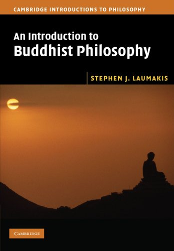 An Introduction to Buddhist Philosophy Paperback (Cambridge Introductions to Philosophy)