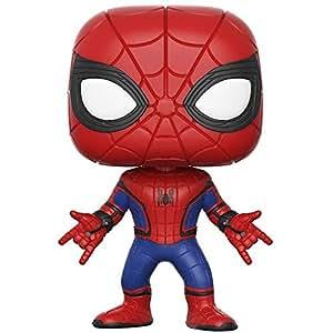 Funko 13317 - Marvel Spider-Man Homecoming, Pop Vinyl Action Figure 220 Spider-Man