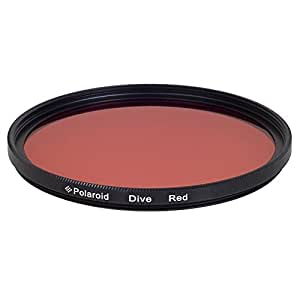 Polaroid P-LFILDVR52 Red camera filter 52mm filtre pour appareils photo - filtres pour appareils photo (5,2 cm, Red camera filter, 1 pièce(s))