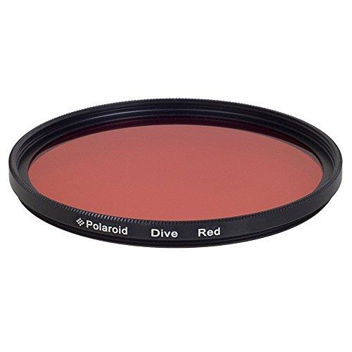Polaroid pl-fildvr58Red Camera Filter 58mm Filter für Kameras–Filter für Kameras (5,8cm, Red Camera Filter, 1Stück (S)) Red-kamera-filter