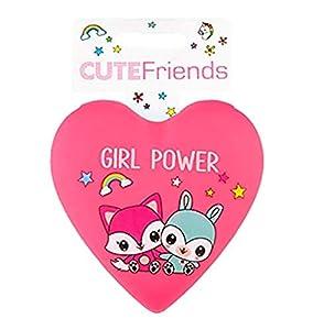 Depesche 853366--Cepillo de Pelo TOPModel, Girl Power