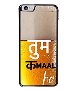Fuson Designer Back Case Cover for Apple iPhone 6 (Boy Double Meaning Funny Youth College )
