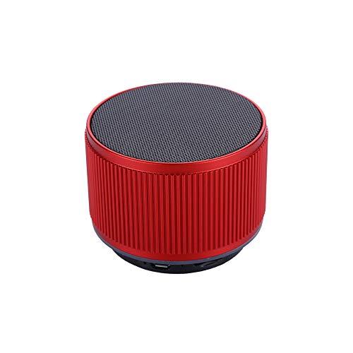 Alfway BT10 Tragbare Mini-Bluetooth-Lautsprecher 4.2 + EDR, Tragbarer Kabelloser Lautsprec