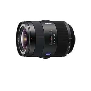 Sony SAL1635Z, Weitwinkel-Zoom-Objektiv (16-35 mm, F2.8 ZA SSM, Vario Sonnar T*, A-Mount Vollformat geeignet für A99 Serie) schwarz