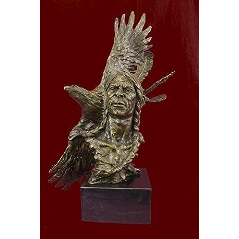 Escultura bronce estatua...Envío gratis...26