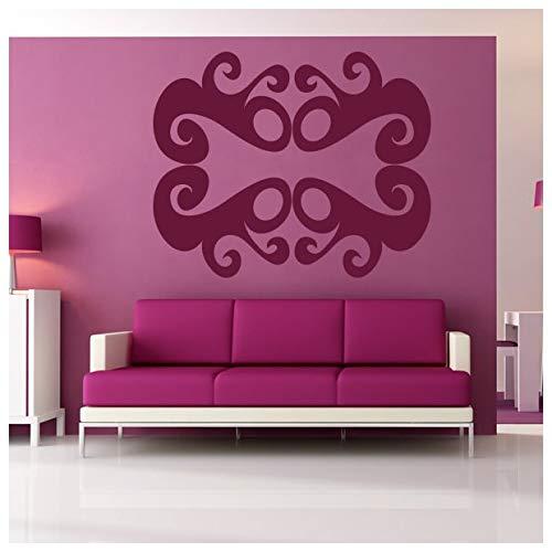 Azutura Impresión simétrica extracto Patrones decorativos