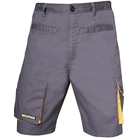 Wolfpack 15017125 - Pantalón trend corto (talla 50/52 XL)