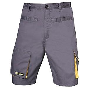 Wolfpack 15017120 Pantalón trend corto (talla 46/48 L)