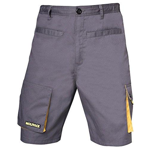 Wolfpack 15017120 Pantalón trend corto (talla 46/48 L),