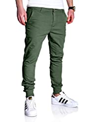 MT Styles Jogging Chino Pantalon homme RJ-3011