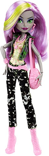 Monster High Mattel DTR22 WADMH Moanica D´Kay Puppe (Puppen Monster High)