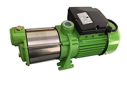 Kreiselpumpe Gartenpumpe 1300 Watt 6000 L/h 5,1 bar