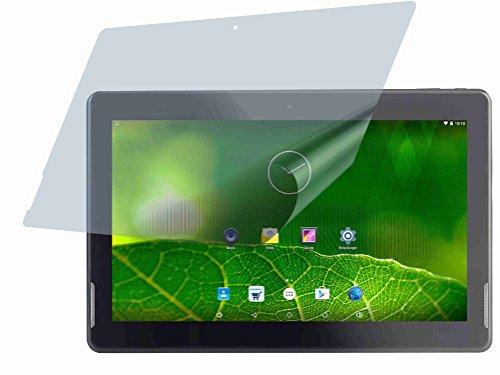 4ProTec Pearl Touchlet X13.Octa (2 Stück) Premium Bildschirmschutzfolie Displayschutzfolie ANTIREFLEX - Kratzfest UND PASSGENAU