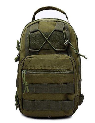 ZQ 30 L Rucksack Camping & Wandern Draußen Wasserdicht Grün / Khaki / Schwarz / Hellgelb / Armeegrün / Tarnfarben Nylon python mud color