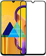 For Samsung Galaxy A30s / A50s / M30s Full Edge-to-Edge Screen Protection Tempered Full Glue Glass by Nice.Sto