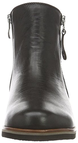 Caprice 25300 Damen Kurzschaft Stiefel Schwarz (BLK/BLK SUEDE 21)