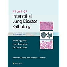 Atlas of Interstitial Lung Disease Pathology (English Edition)