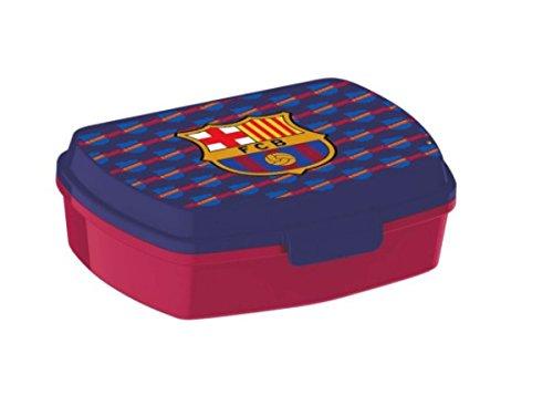 Javoli FC Barcelona Brotdose Lunchbox FCB Wappen