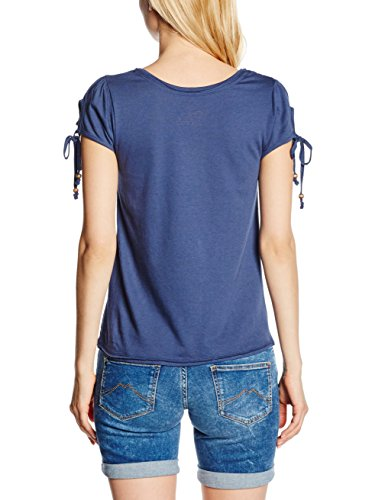 Animal Damen T-Shirt Blau (Marina Blue)