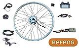"bafang E-Bike Umbausatz 28"" 250W 36V Vorderrad eingespeicht FWD Kit IP65 C961 G311 Nabenmotor BF-FWD-25036-C961-28"