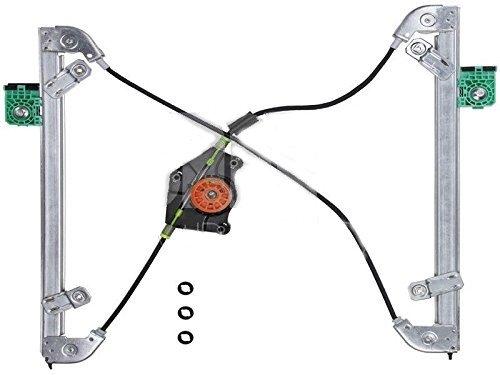 Meccanismo alzavetro anteriore Sinistro SEVEN PARTS 2P-ALAA111