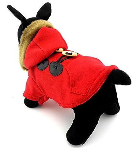 Costumes Sur Mesure Dorothy - Ranphy Petit Animal Chien Chat Vêtements Polaire