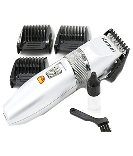 Kemei KM-27C Rechargeable Professional Hair Trimmer for Men and Women (Multicolor)